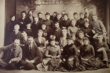 1893 Group Photo