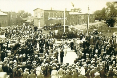 1923 War Memorial Dedication 2