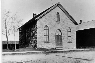 Almonte Baptist Church No.1