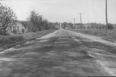 Almonte Road 1935