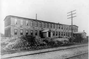 Campbell Mill C1920