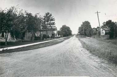 Church Street From Country Street