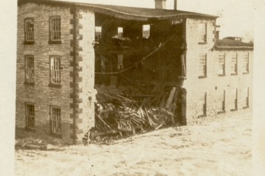 Collapsed Wall Foundry