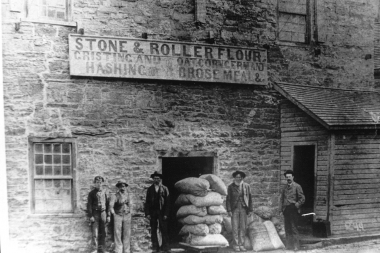 Almonte Grist Mill
