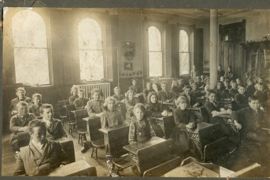 Church Street School Class1