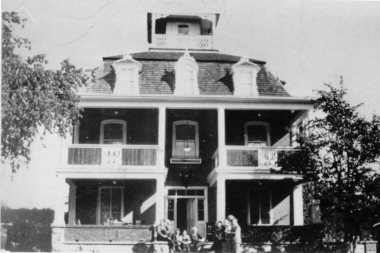 Comba Home Summer 1931